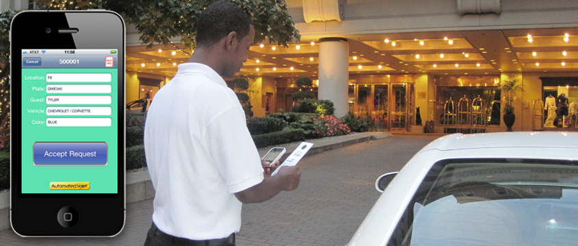 Featured Valet Parking Apps